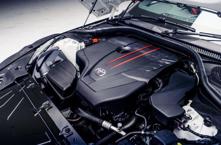 2021 Toyota GR Supra 2.0 - UK version 616188