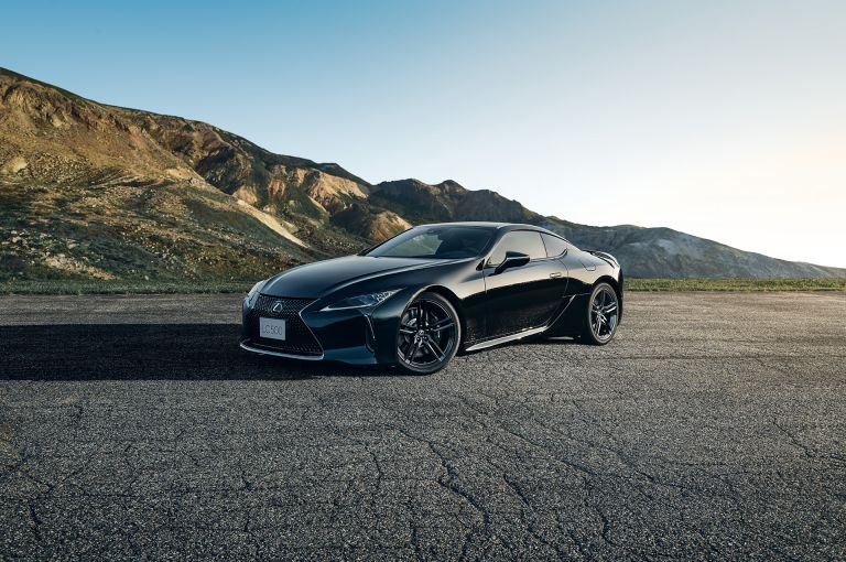 2021 Lexus LC 500 Inspiration Series 616942