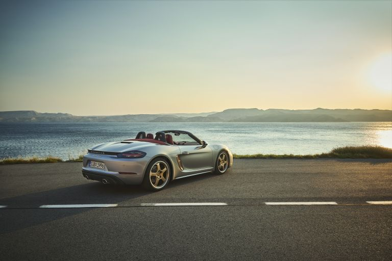 2021 Porsche Boxster 25 Years 616950