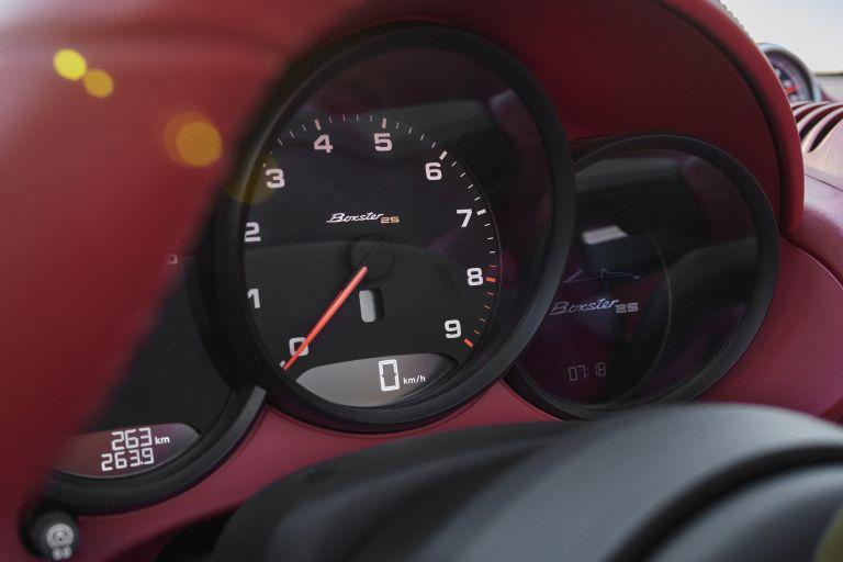 2021 Porsche Boxster 25 Years 616956