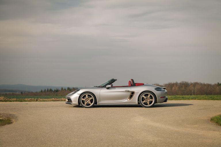 2021 Porsche Boxster 25 Years 625807