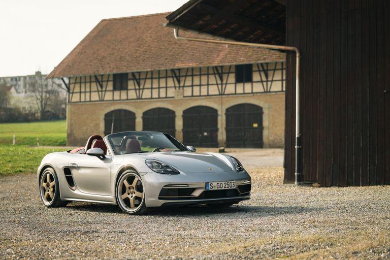 2021 Porsche Boxster 25 Years 625817