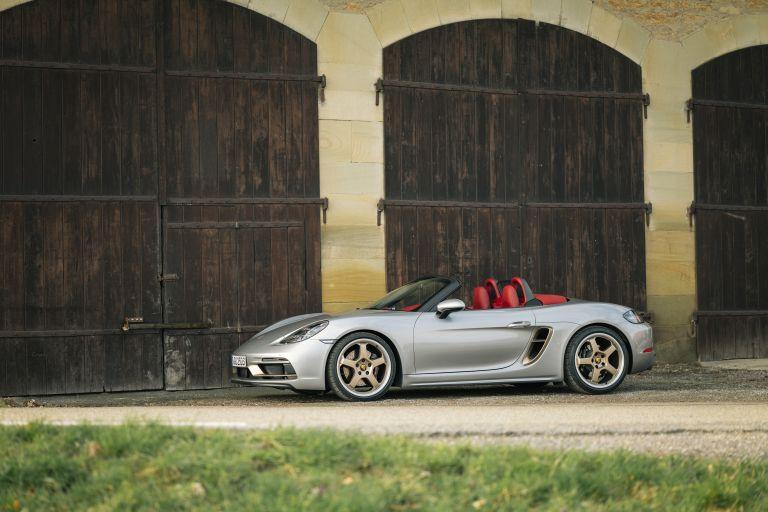 2021 Porsche Boxster 25 Years 625819