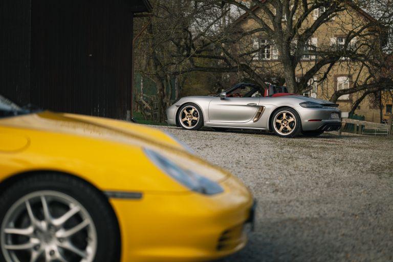 2021 Porsche Boxster 25 Years 625863