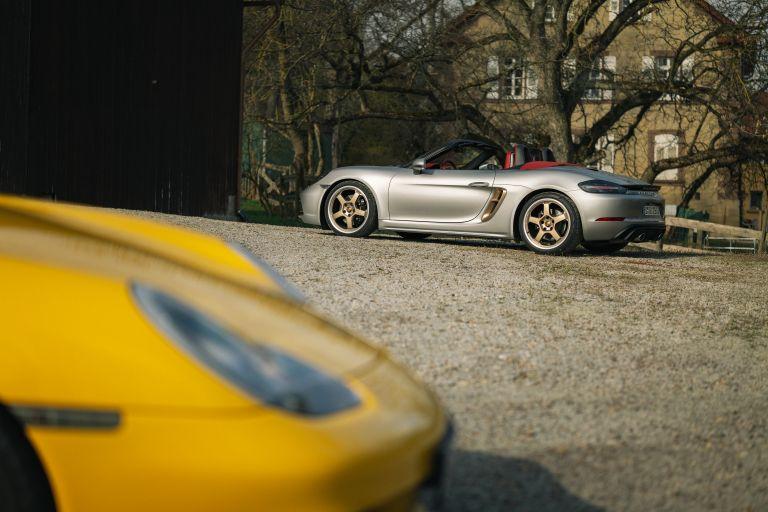 2021 Porsche Boxster 25 Years 625865