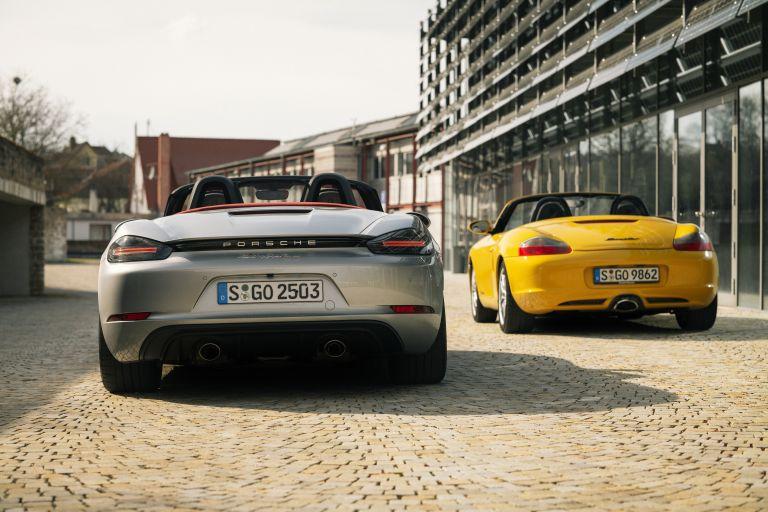 2021 Porsche Boxster 25 Years 625866