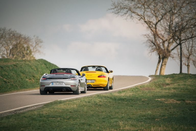 2021 Porsche Boxster 25 Years 625880