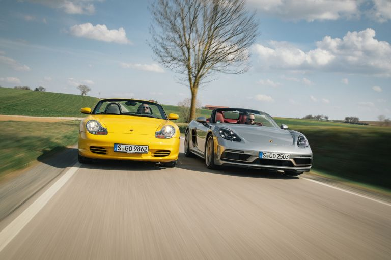 2021 Porsche Boxster 25 Years 625890