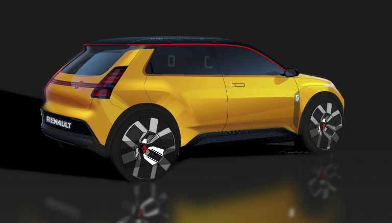 2021 Renault 5 Prototype 616981
