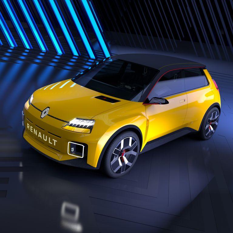 2021 Renault 5 Prototype 616987