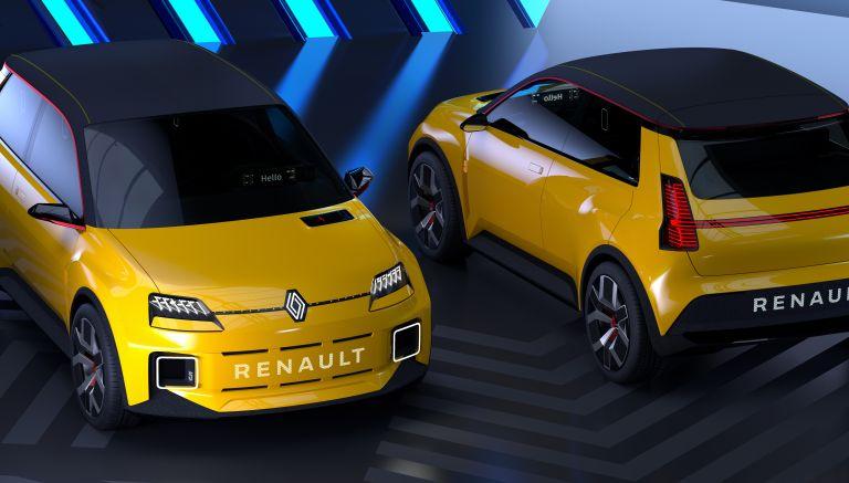 2021 Renault 5 Prototype 616994