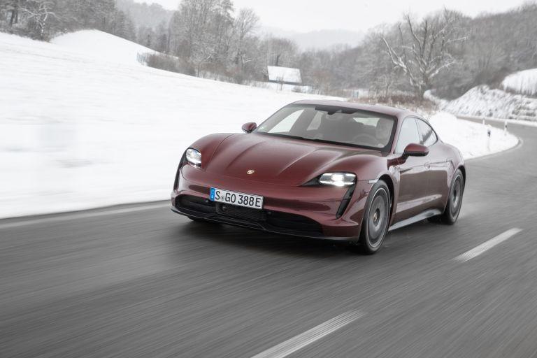2021 Porsche Taycan 617234