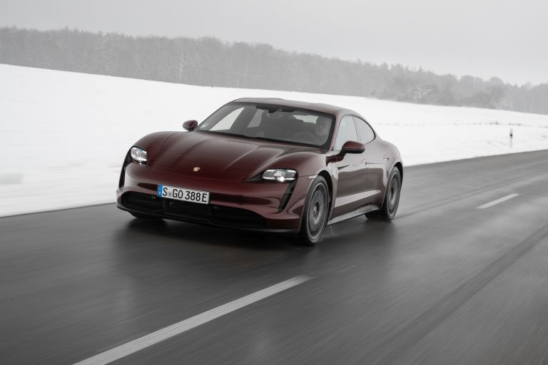 2021 Porsche Taycan 617235