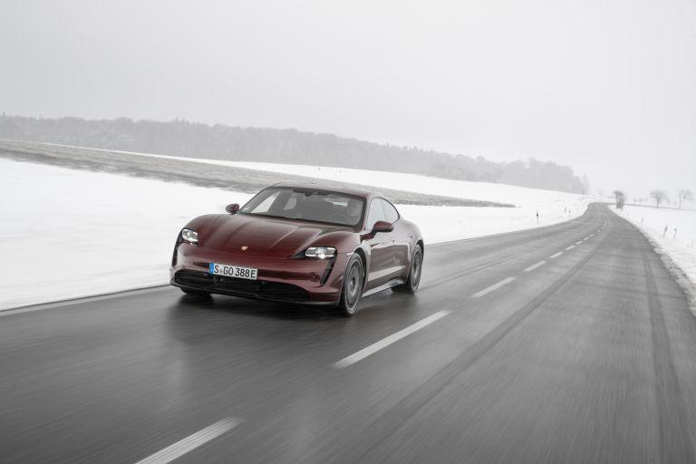 2021 Porsche Taycan 617237