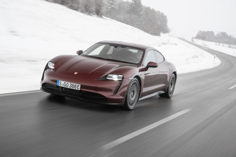 2021 Porsche Taycan 617241