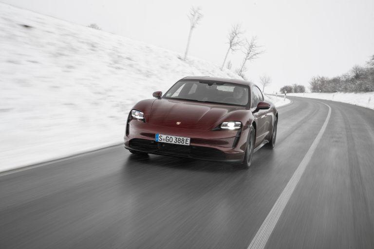 2021 Porsche Taycan 617242