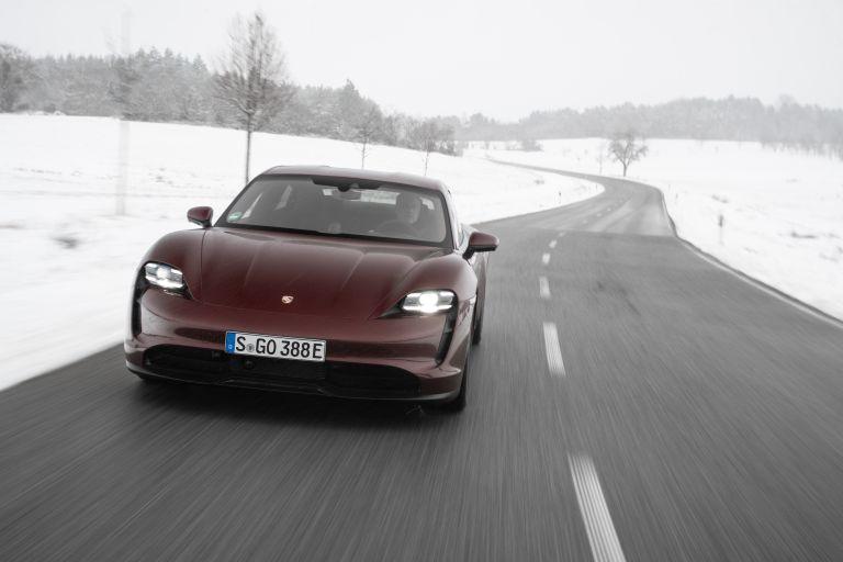 2021 Porsche Taycan 617243