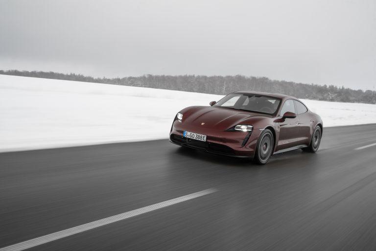 2021 Porsche Taycan 617245