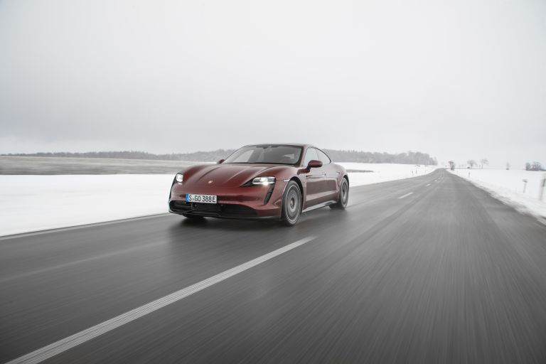 2021 Porsche Taycan 617246