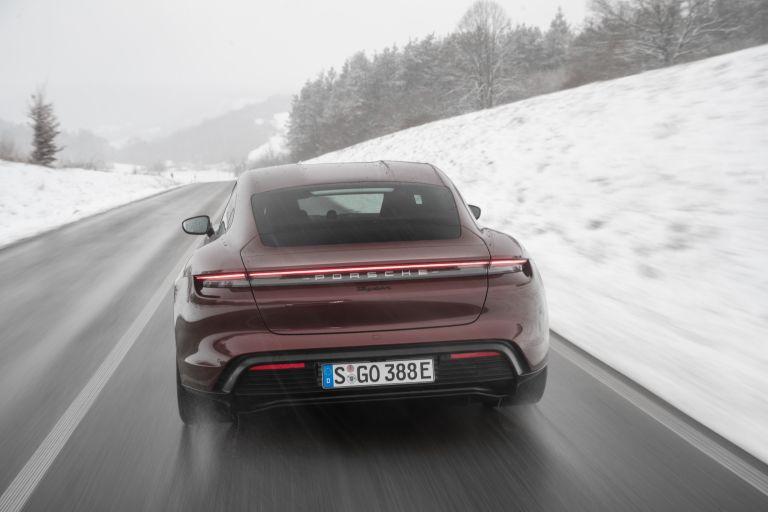 2021 Porsche Taycan 617252