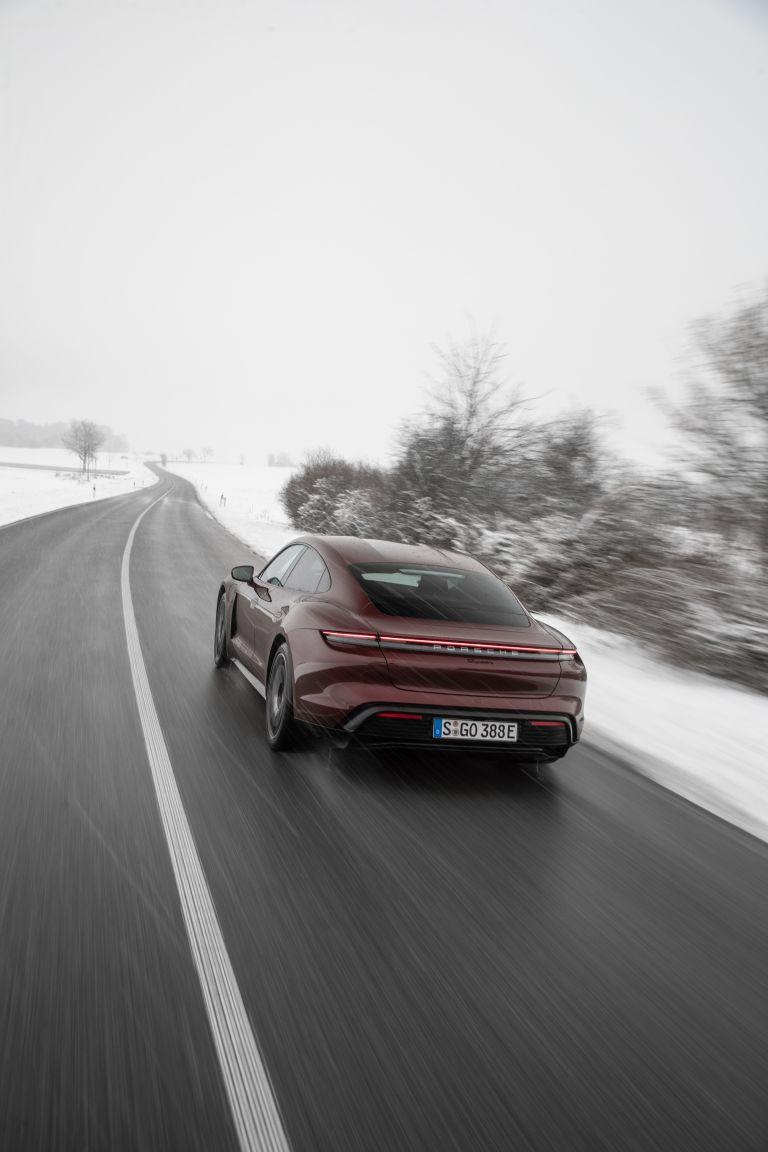 2021 Porsche Taycan 617256