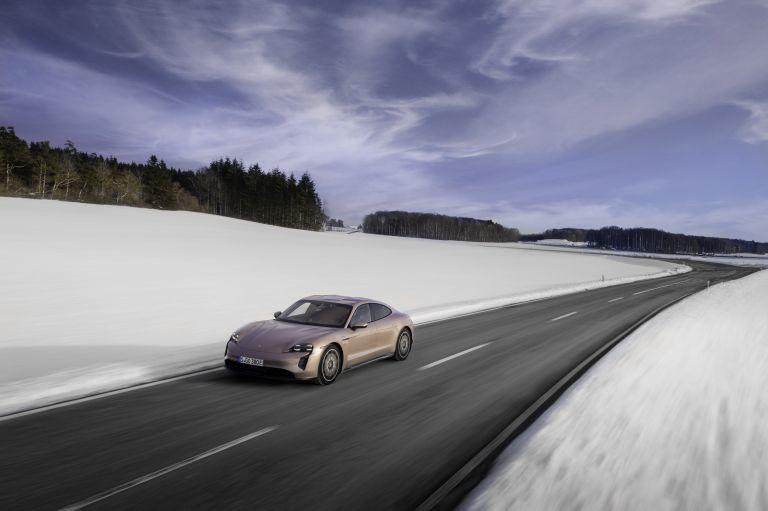 2021 Porsche Taycan 617283