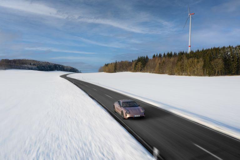 2021 Porsche Taycan 617284