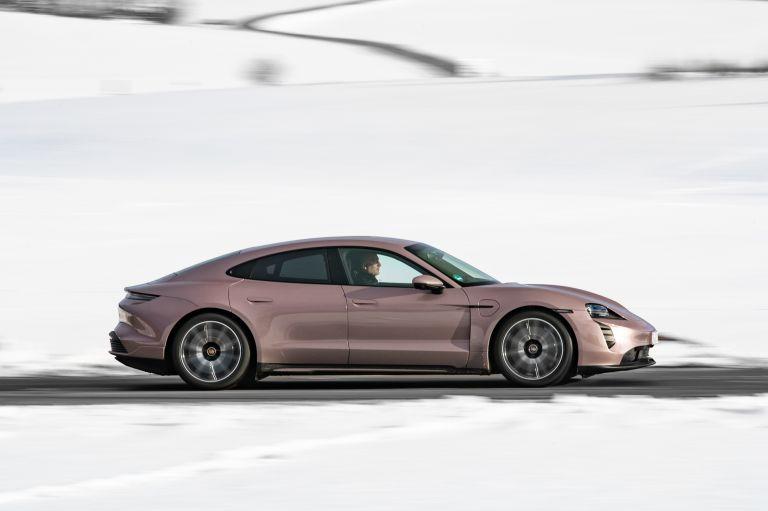 2021 Porsche Taycan 617289