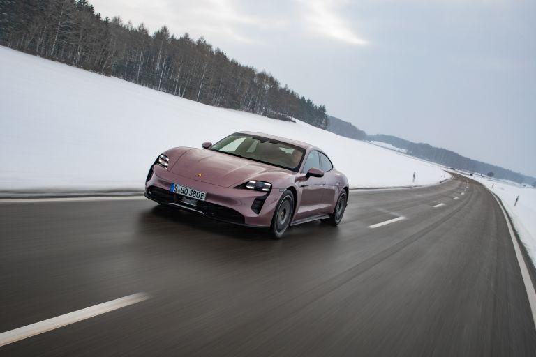 2021 Porsche Taycan 617291