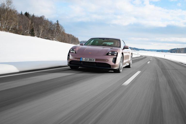 2021 Porsche Taycan 617293