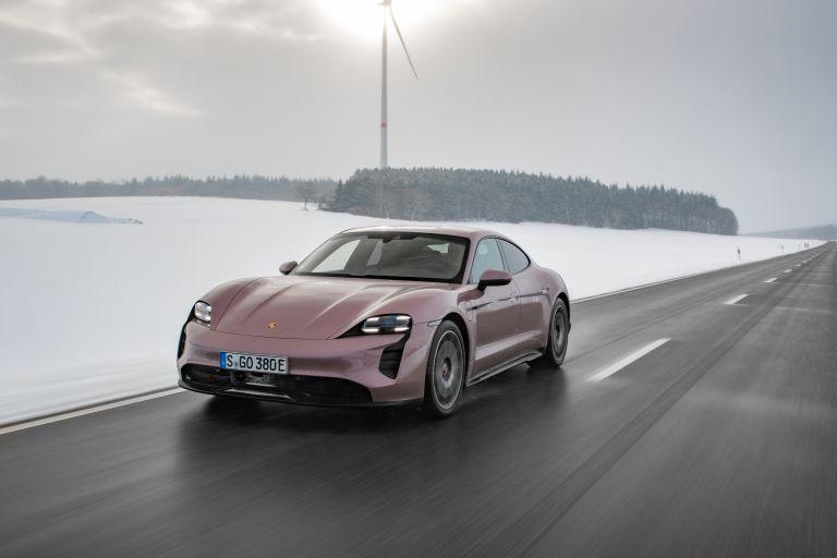 2021 Porsche Taycan 617296