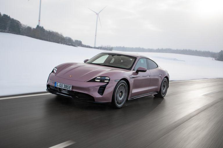 2021 Porsche Taycan 617298