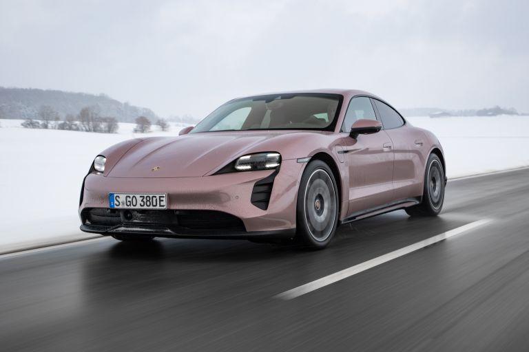 2021 Porsche Taycan 617304