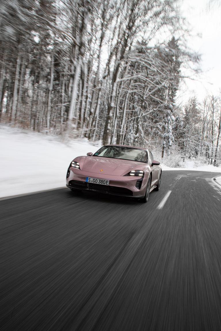 2021 Porsche Taycan 617308