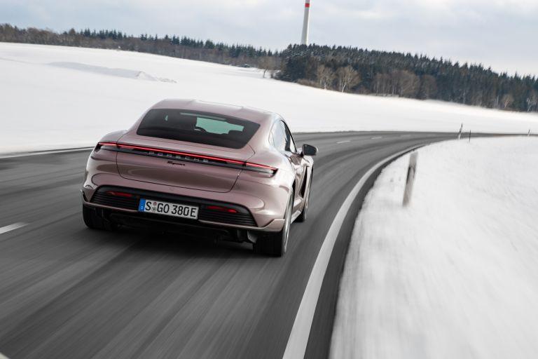 2021 Porsche Taycan 617313
