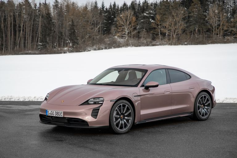 2021 Porsche Taycan 617317