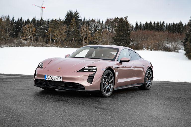 2021 Porsche Taycan 617318
