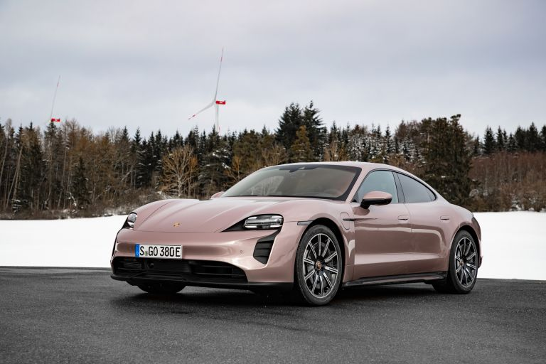 2021 Porsche Taycan 617319