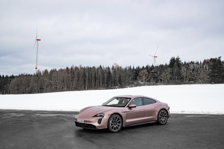 2021 Porsche Taycan 617320