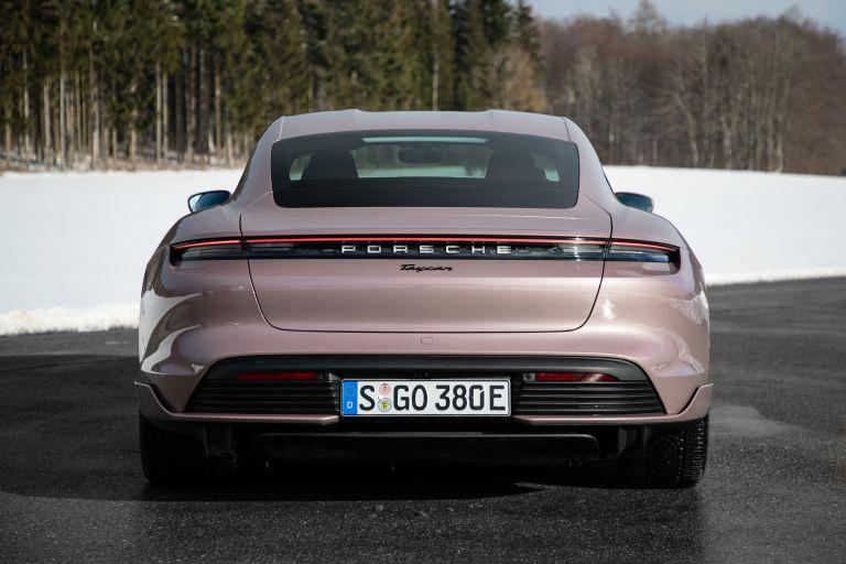 2021 Porsche Taycan 617323