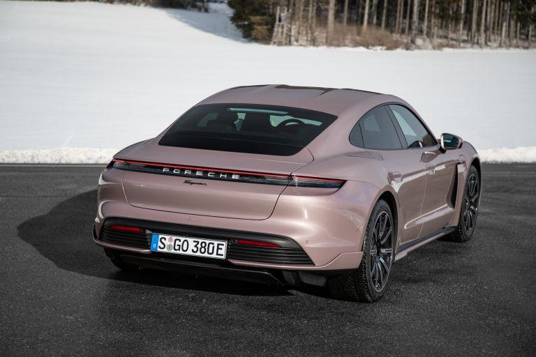 2021 Porsche Taycan 617324