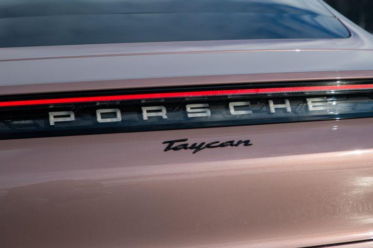 2021 Porsche Taycan 617337