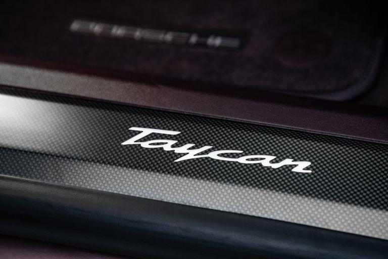 2021 Porsche Taycan 617343