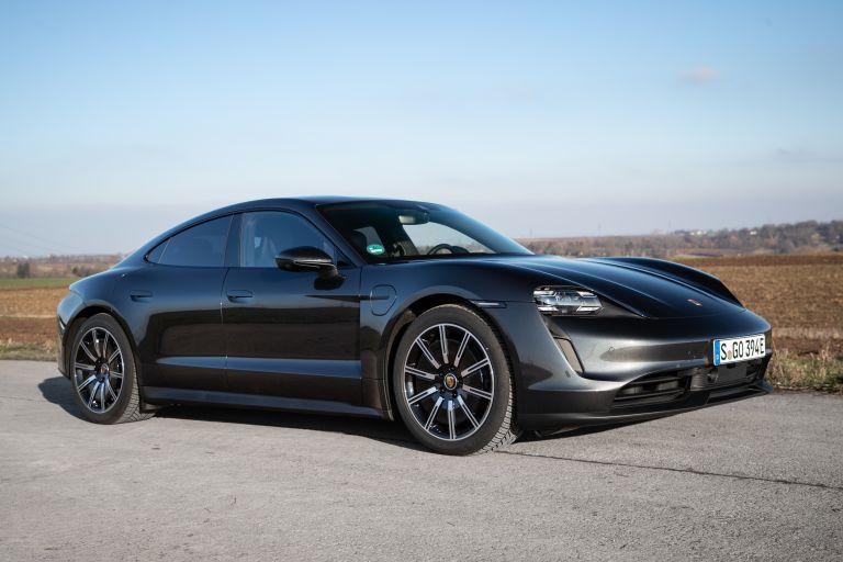 2021 Porsche Taycan 617360