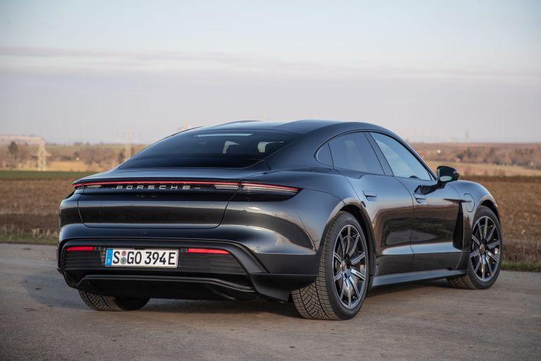 2021 Porsche Taycan 617362