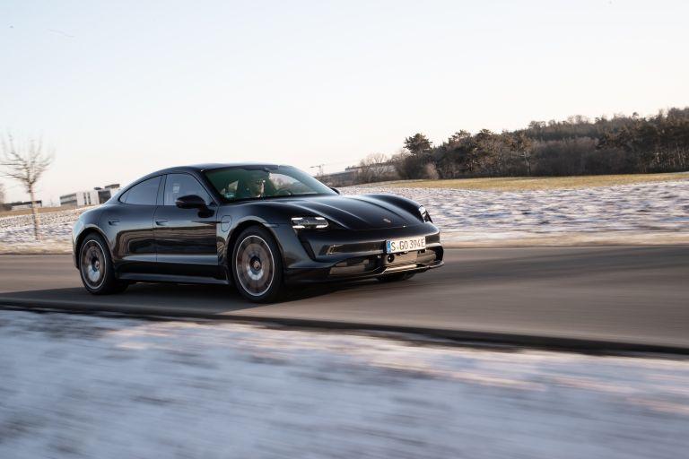 2021 Porsche Taycan 617364