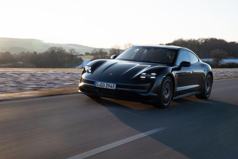 2021 Porsche Taycan 617370
