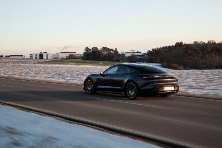 2021 Porsche Taycan 617374