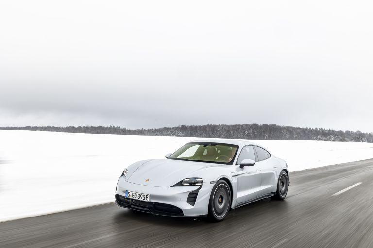 2021 Porsche Taycan 617387