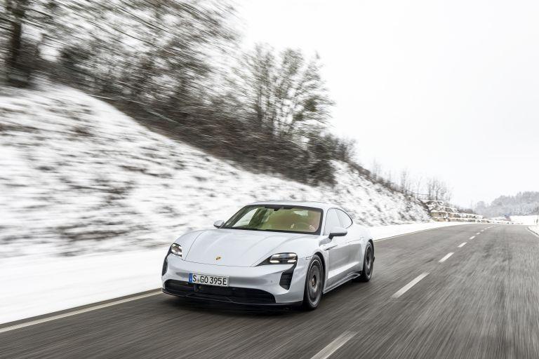 2021 Porsche Taycan 617390